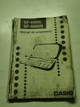 casio sf-4600b