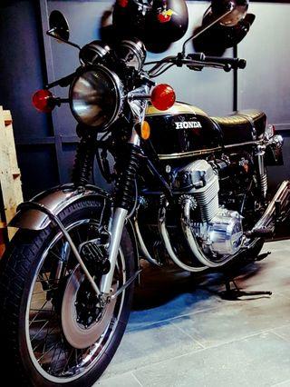 Honda Cb four 750 k2 1972