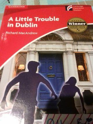 Libro en Ingles, A Little Trouble in Dublin