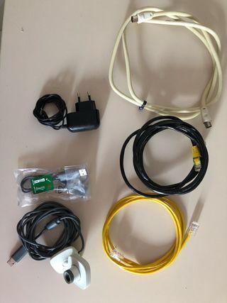 Cables de todos tipos