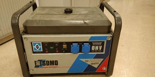 Generadoe SDMO GX 2500