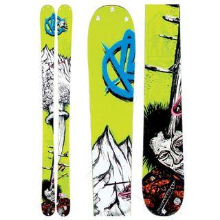 Esquís freeride K2 SETH VICIOUS