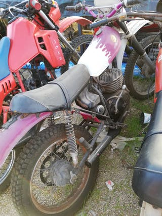 Montesa L (pegatina play boy)