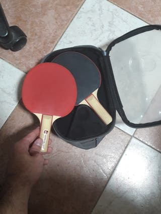 raquetas con red.