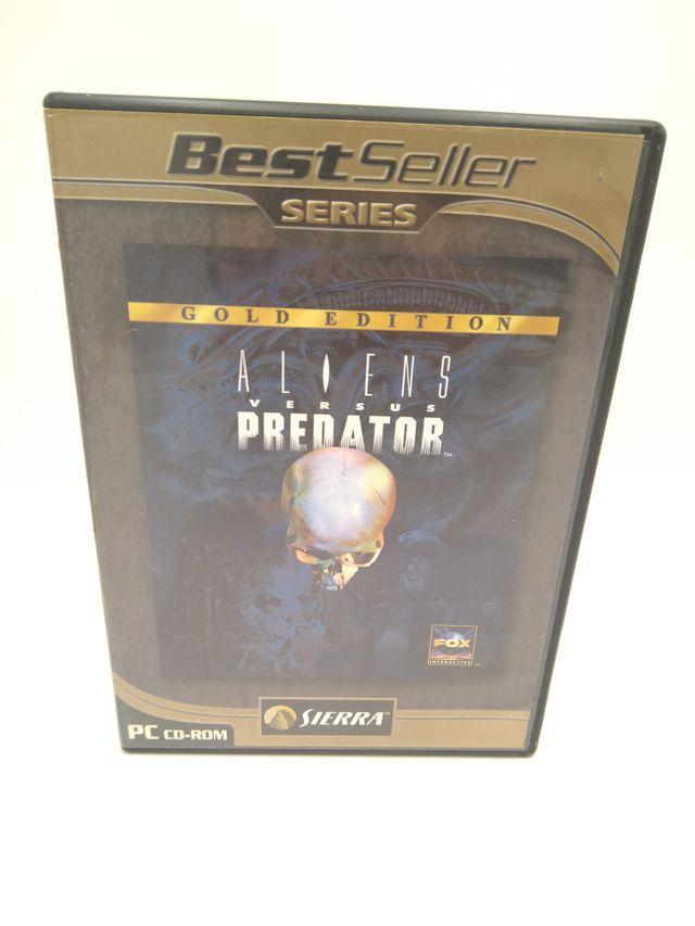 ALIENS VERSUS PREDATOR GOLD EDITION PC