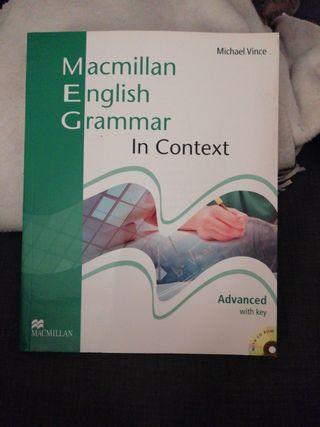 libro de inglés c1 c2 gramática