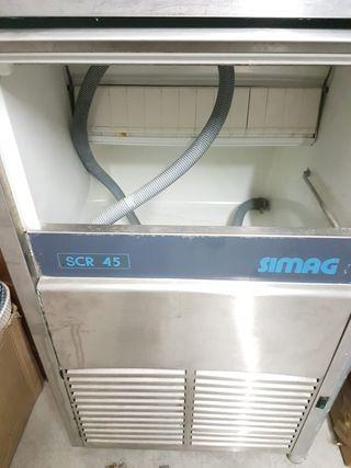 Máquina de cubitos de hielo Scr 45(Simag)