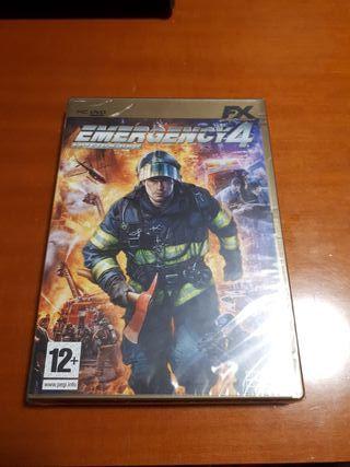 Juego PC Emergency 4 edición oro