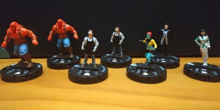 Heroclix Deadpool and X-Force