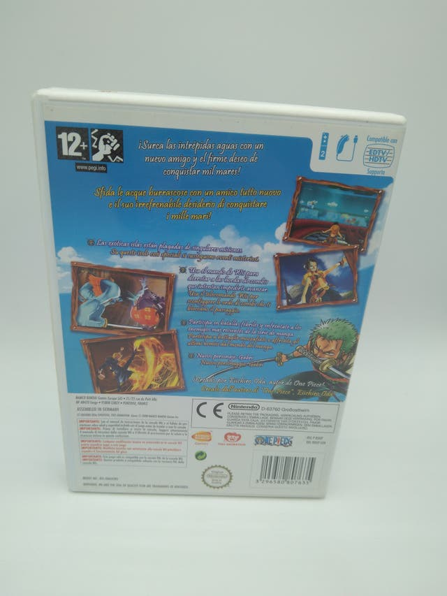 ONE PIECE UNLIMITED CRUISE 1 NINTENDO WII