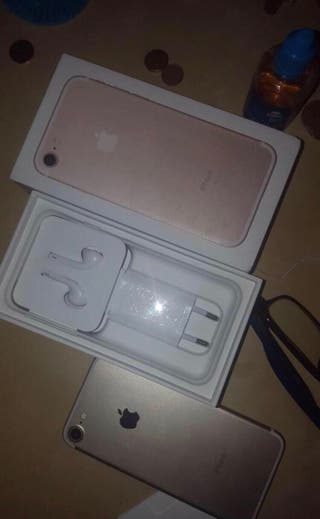 IPHONE 7 32GB DORADO