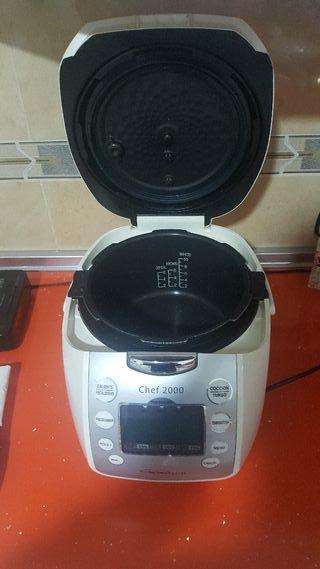 Robot de cocina: chef 2000