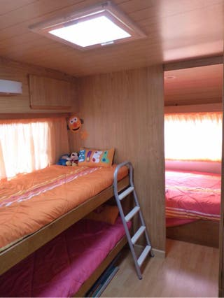 Caravana Adria Optima 460 + avance