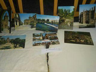 Lote de mas de 160 postales antiguas