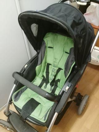 Carro de bebé Casual Play (completo)