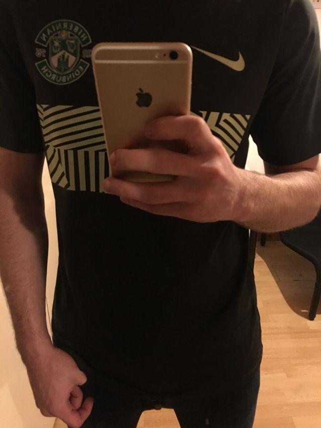 Hirbernian jersey