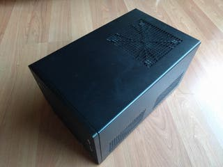 HTPC Ordenador Compacto Mini ITX AMD Gaming Salón