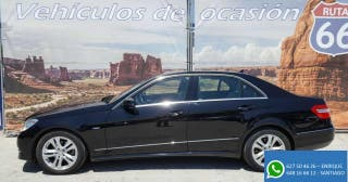 Mercedes Clase E Mercedes clase E 220 CDI