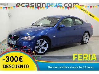 BMW Serie 3 320i Coupe 125 kW (170 CV)