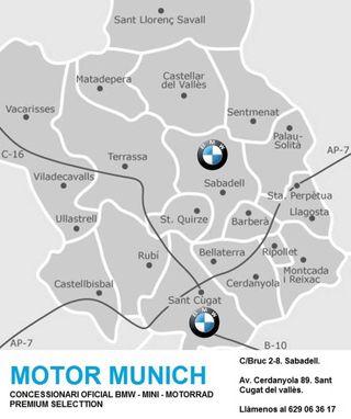 BMW Serie 3 318D Automático 150cv F30 EU6