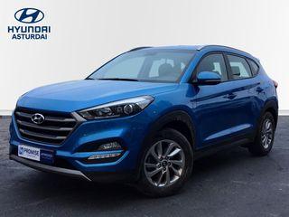 Hyundai Tucson 1.7 CRDi BlueDrive Klass 4x2
