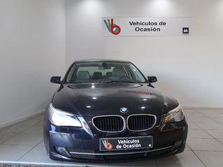 BMW SERIES 5 520I 4P