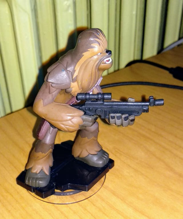 Figura Chewbacca Disney Infinity