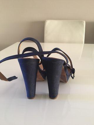 Mano De Stradivarius Segunda Sandaliaszapatos Terrassa 7 Por En € zVGpMULqS