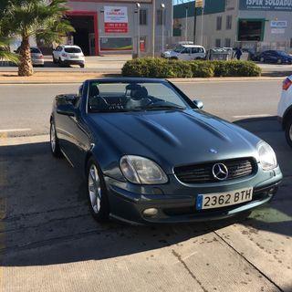 Mercedes Slk200 1997
