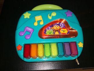 Piano Telefono 2 en 1