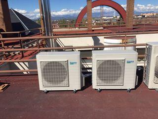 Reparaciónes e instalaciones frigorificas