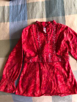 Camisa Flamenco T 5