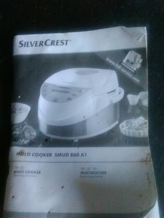 Silvercrest multi function cooker