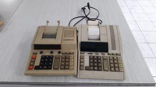 Calculadora impresora Olympia