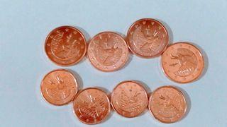 Céntimos euro Andorra