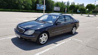 Mercedes-Benz Clase S400 cdi