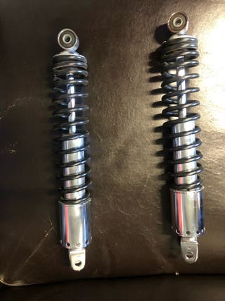 Suspension yss burgman 650