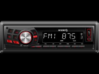 NUEVAS! Radio USB SD RDS INFOCAR B-1001
