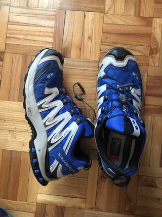Zapatillas Salomon Xa3d Ultra2. GoreTex.