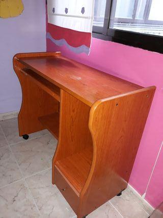 mesa ordenador escritorio