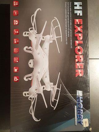 Dron con camara HD