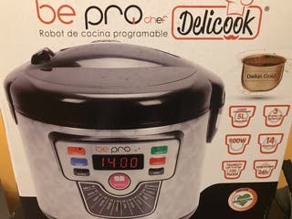 Robot cocina be pro