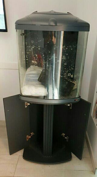 Pecera de 300 litros con mueble de segunda mano por 150 for Boom muebles tenerife