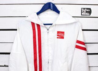 Nike Coca 90's Kappa De Vintage Adidas Chaqueta Cola Mano Segunda wAnfIqpU
