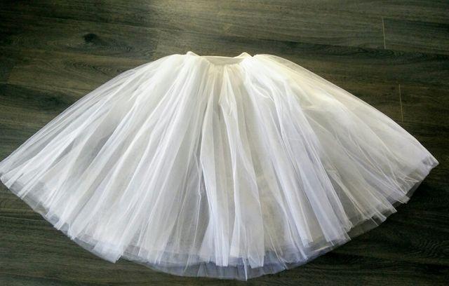 estilo máximo Promoción de ventas gran variedad de estilos Tutu largo blanco Ballet de segunda mano por 18 € en ...