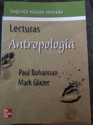 Lecturas Antropología - Antropologia social