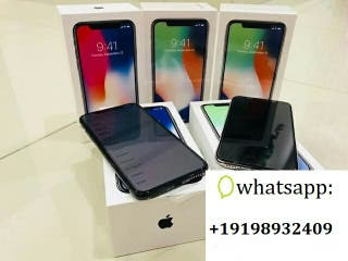 new iPhone x 256gb