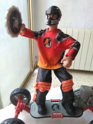 ACTION MAN SKATE