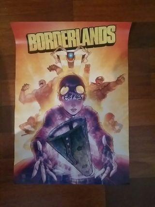 Poster Borderlands