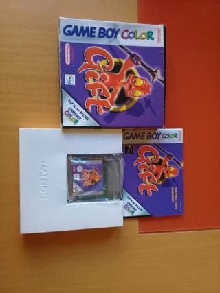 GIFT GAME BOY COLOR
